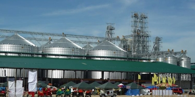 Mindanao Grains - Reina Mercedes Post Harvest Handling Facility
